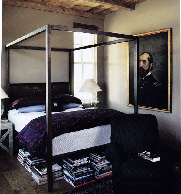 Architecture Bed By Room Board