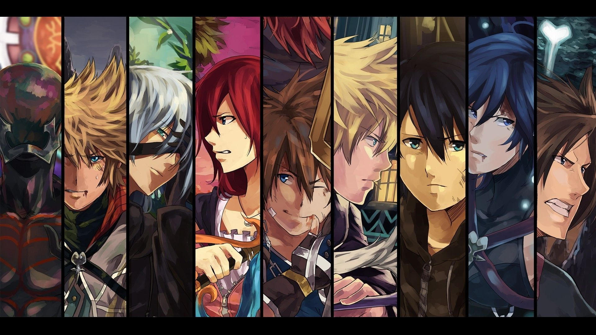 Kingdom Hearts Wallpaper 4834 Kingdom hearts!!!