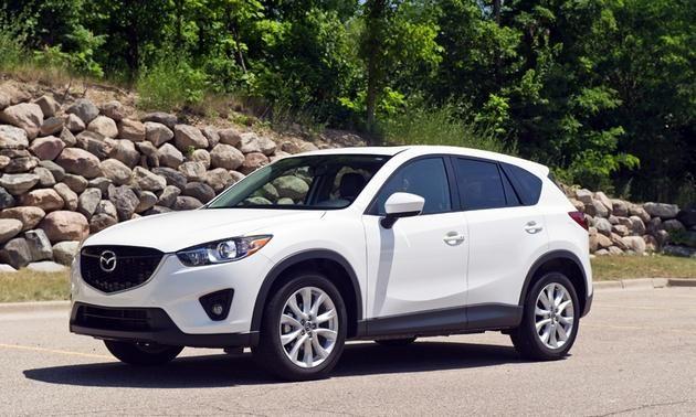 2013 Mazda Cx 5 Long Term Suv Review Autoweek Mazda Mazda Accessories Automobile