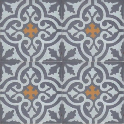 Moroccan Encaustic Cement Pattern 03g Cement Moroccan And