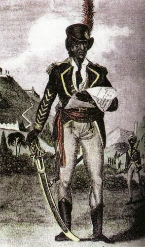 "a biography of francois dominique toussaint loverture the leader of the haitian revolution L'ouverture, toussaint (1742-1803) back to online encyclopedia index known to his contemporaries as ""the black napoleon,"" toussaint l'ouverture was a former slave who rose to become the leader of the only successful slave revolt in modern history that created an independent state, the haitian revolution."