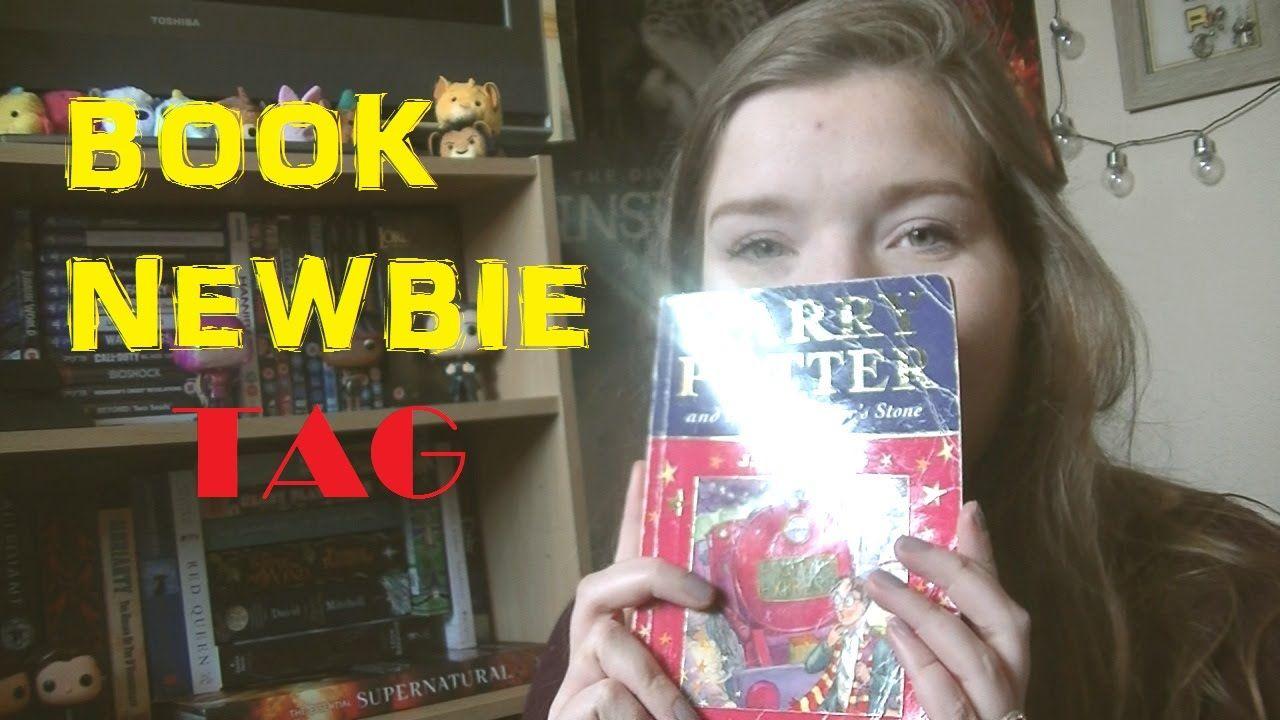 BOOK NEWBIE TAG!