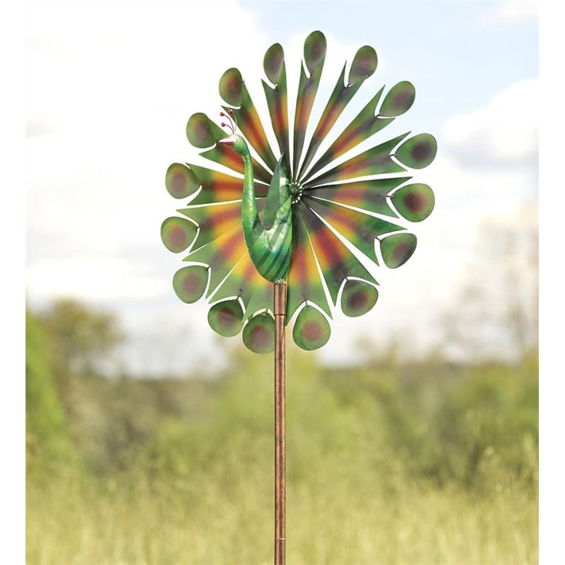 Wind And Solar Garden Art U003e Wind