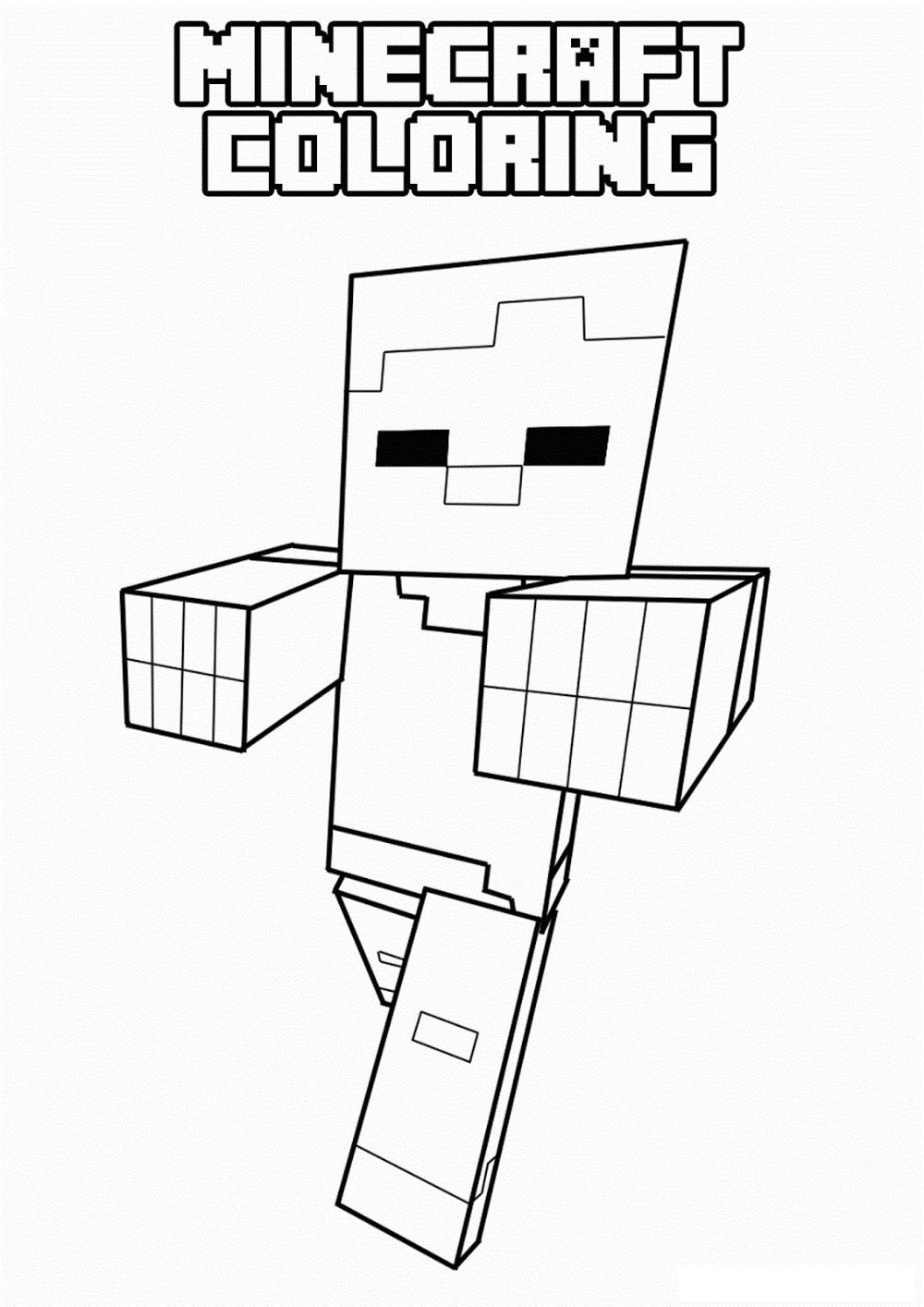 25a72b934a9f6ea3b6acefcd85643fbc » Coloring Minecraft Creeper
