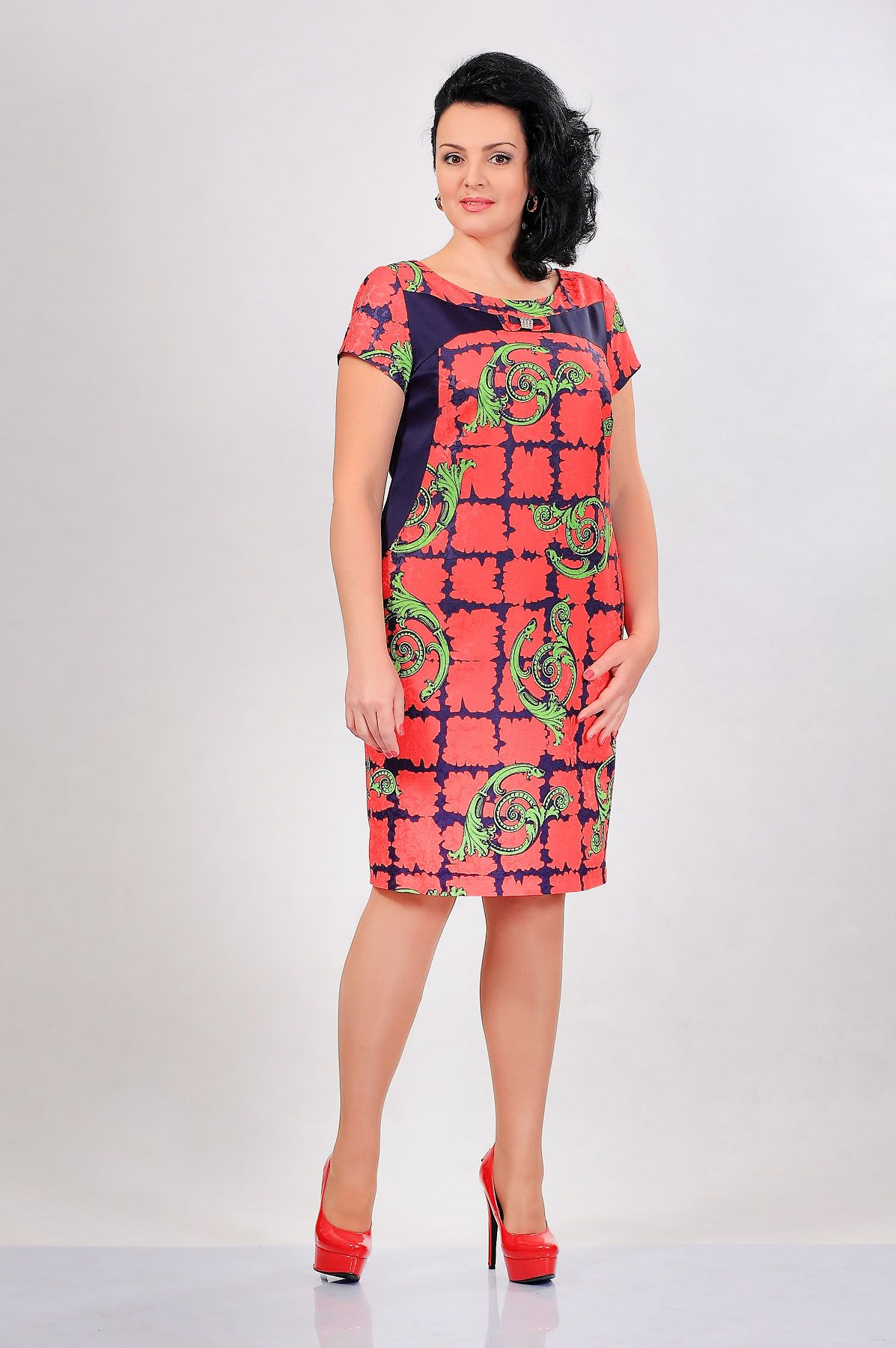 Мадам Рита - производитель женской одежды из Пинска. Купить женскую одежду  больших размеров оптом. acefe0fe83a