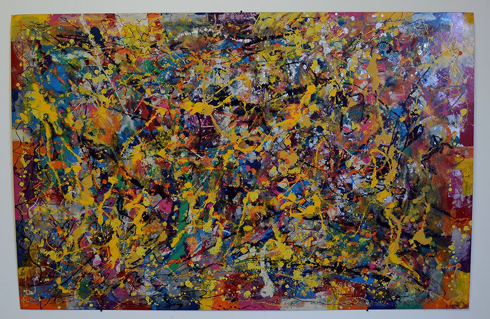 Famous Modern Painters