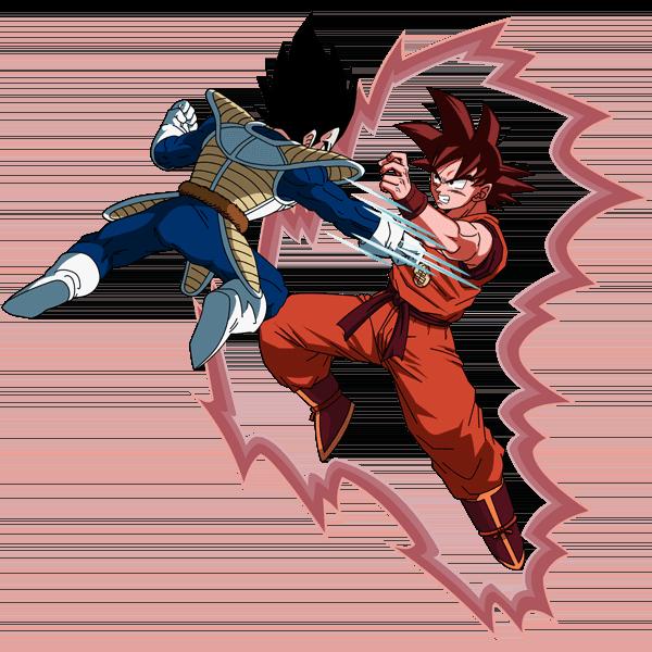 Goku Vs Vegeta Saiyan Saga Render By Maxiuchiha22 On Deviantart Anime Dragon Ball Super Dragon Ball Artwork Dragon Ball Super Art