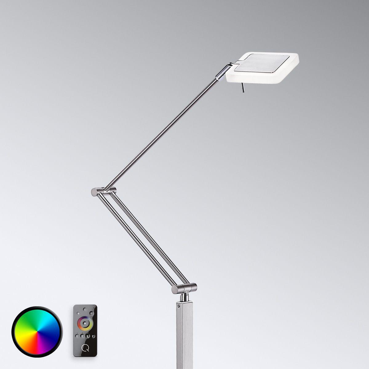 vidal - led-stehlampe mit fernbed., zigbee-fähig jetzt bestellen