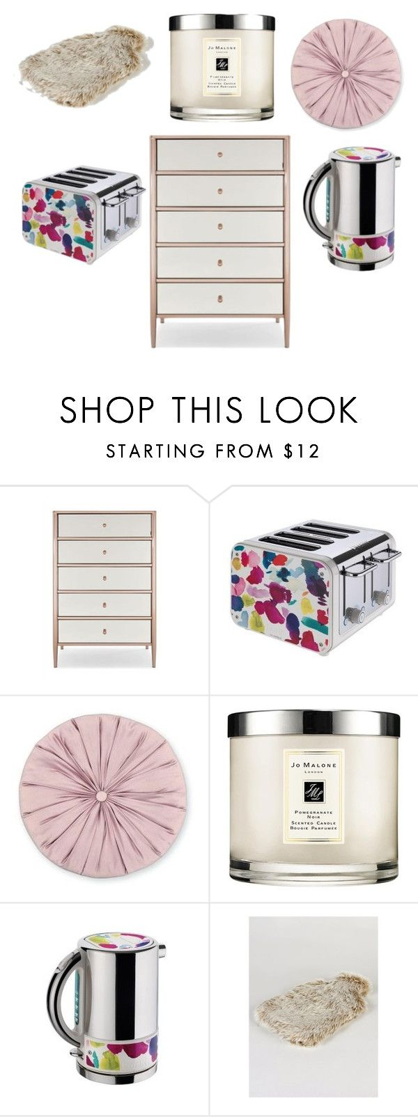 October Homeware Wishlist by mintlobster on Polyvore featuring interior, interiors, interior design, home, home decor, interior decorating, Dualit and Jo Malone