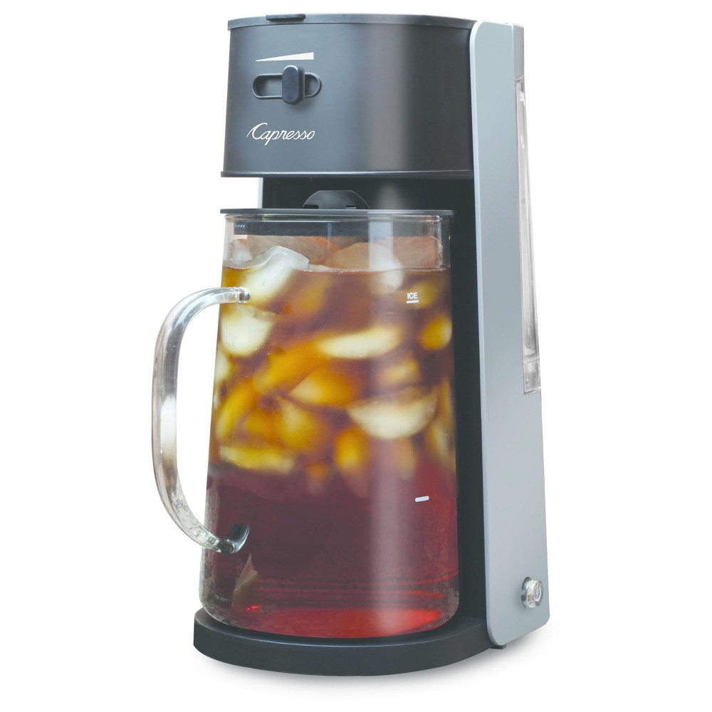 Capresso Iced Tea Maker Black 624 01 Iced Tea Maker Capresso