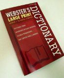 I would love a  Webster's Large Print Home/school/office Dictionary / http://www.dealextremedaily.com/?p=17238