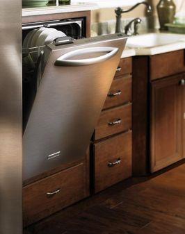Elevated Dishwasher Home Kitchens Kitchen Projects Dishwasher White