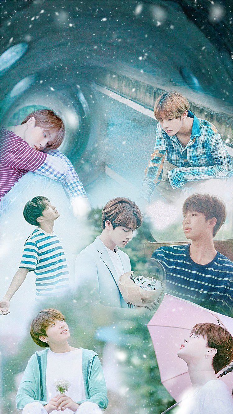 Bts Official Poster Love Yourself Wallpaper