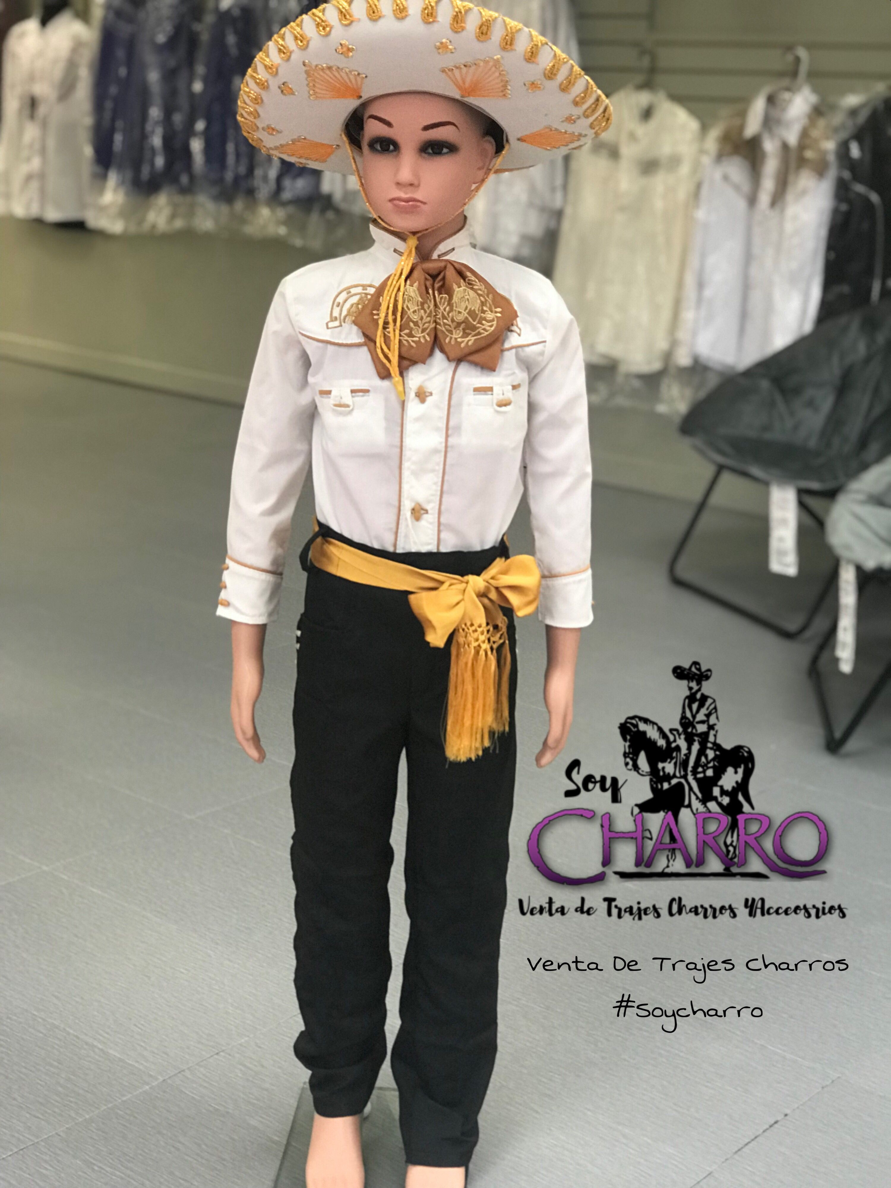 7f4531ad7a94 Traje caporal #pantalón #camisacharra #pantaloncaporal #moñocharro ...