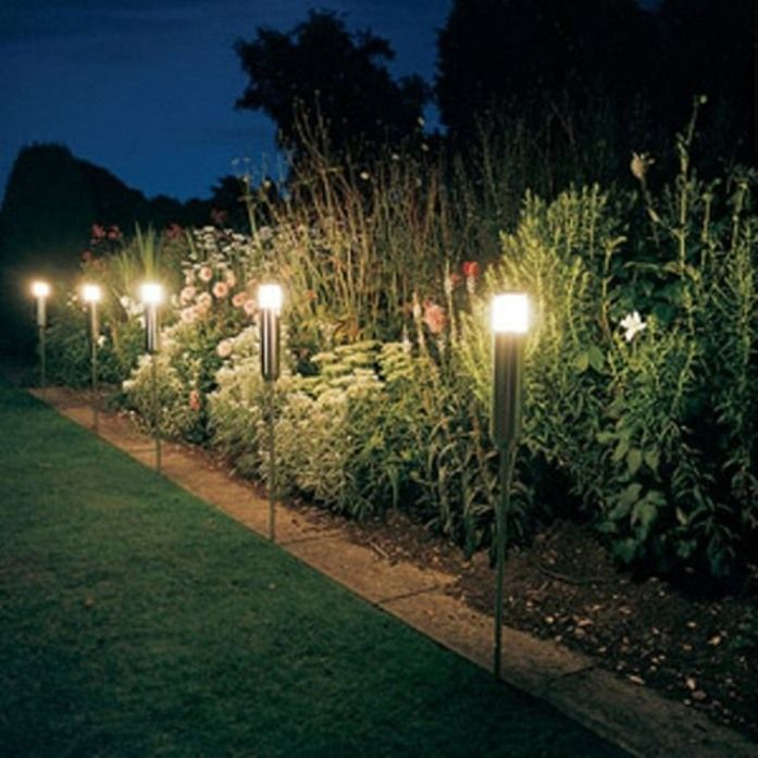 16 Fascinating Outdoor Solar Lights Digital Picture Idea