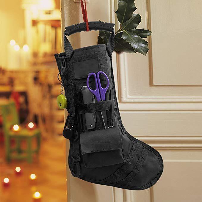 Tactical Christmas Stocking #inspireuplift explore Pinterest