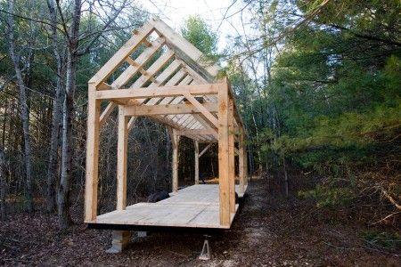 Tiny House Design Timber Frame Tiny House A Frame House Plans Timber Frame