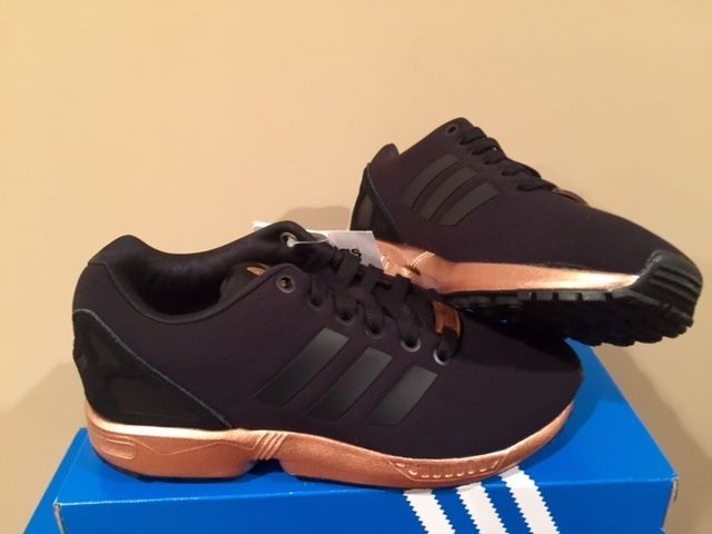 Adidas Zx Flux Womens Copper
