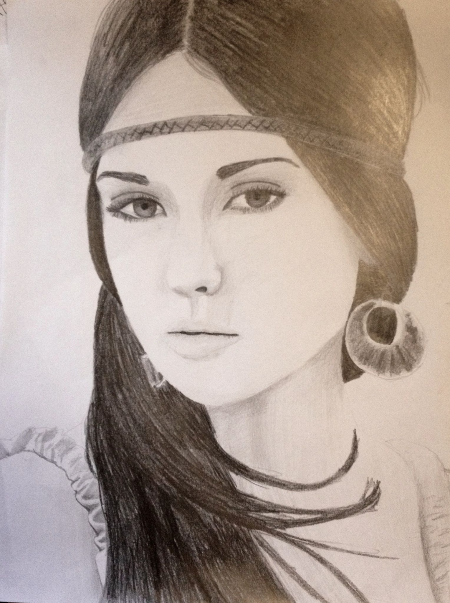 Indian girl west art indian girls artsy places to visit sketches