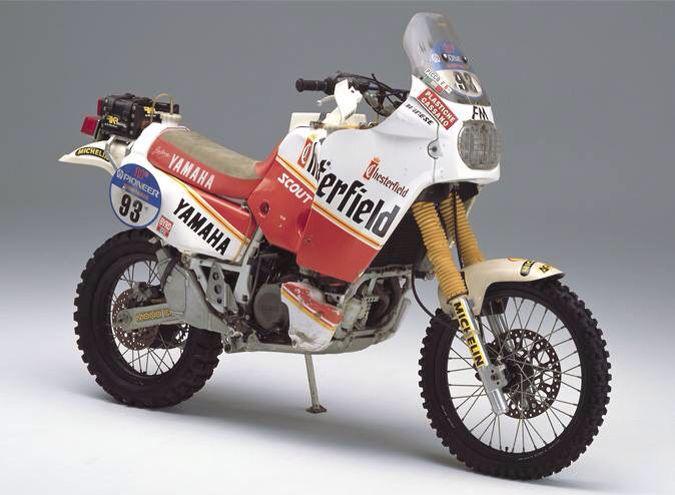 1989 Yamaha Yze 750 Tenere 0w94