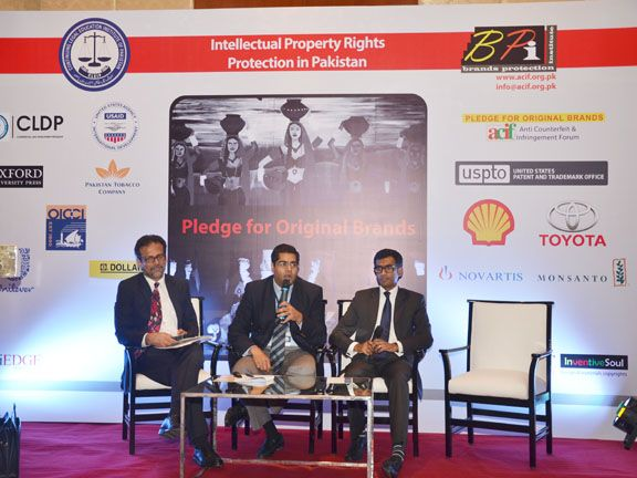 Seminar on IPRs Protection in Pakistan - Panel discussion by