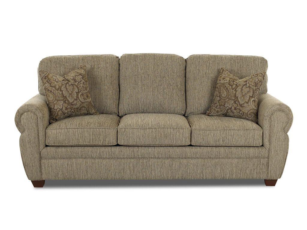 Exceptionnel Klaussner Living Room Westbrook Sofa E3000 S   Klaussner Home Furnishings    Asheboro, North Carolina