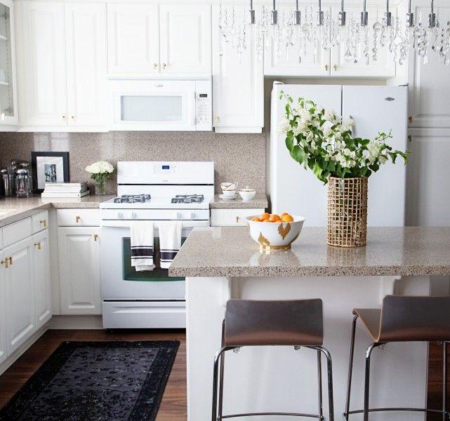 White kitchen...yes please