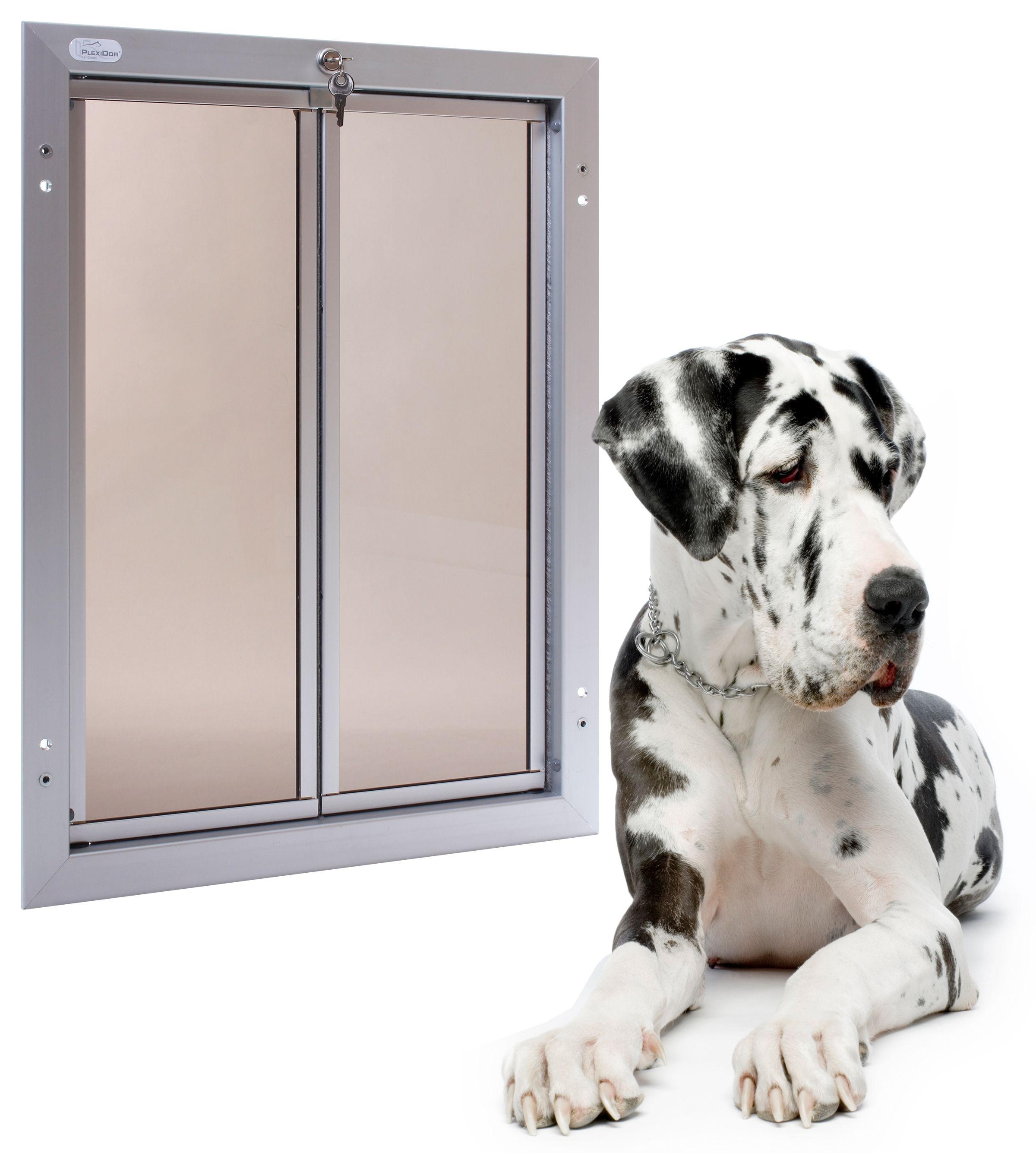Plexidor X Large Dog Door Large Dog Door Dog Door Pet Doors