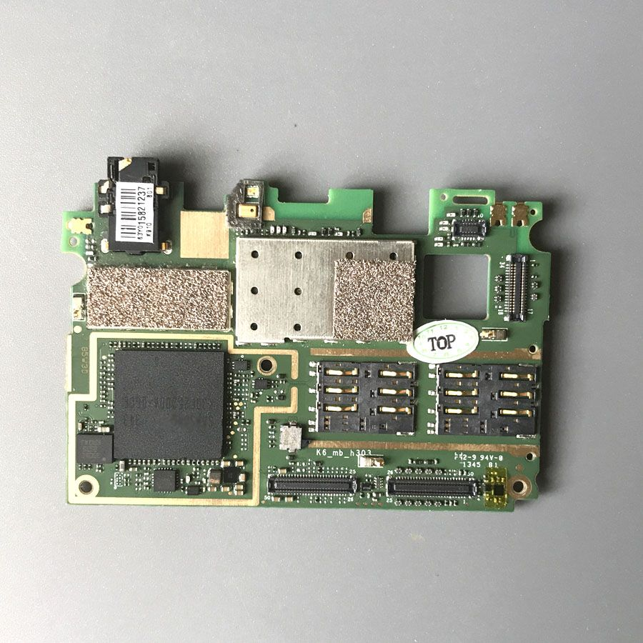 Buy In Stock 100 Test Working For Lenovo K910 Motherboard Board Replacement Circuit Boards Smartphone Repair With Pcb