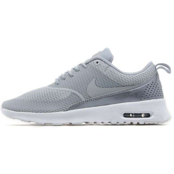 on sale 1a322 8707e Nike Air Max Thea Textile Women s ( 93) ❤ liked on Polyvore featuring shoes,