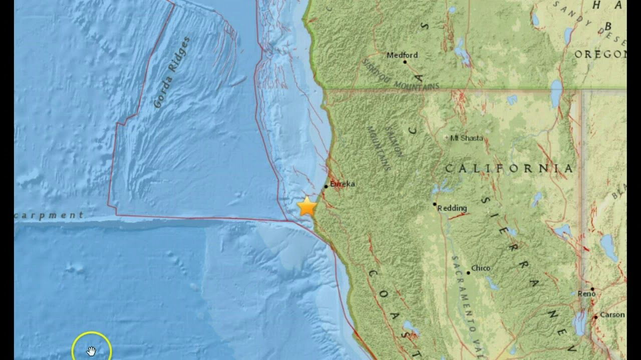 Earthquake Uptick In States Around New Madrid