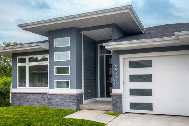 Garage Doors With Windows Styles if you have a modern or contemporary style house and love the look