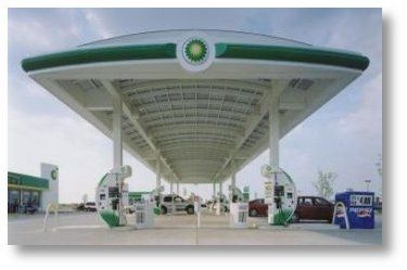 Projects Bp Gas Gas Station Solar Power