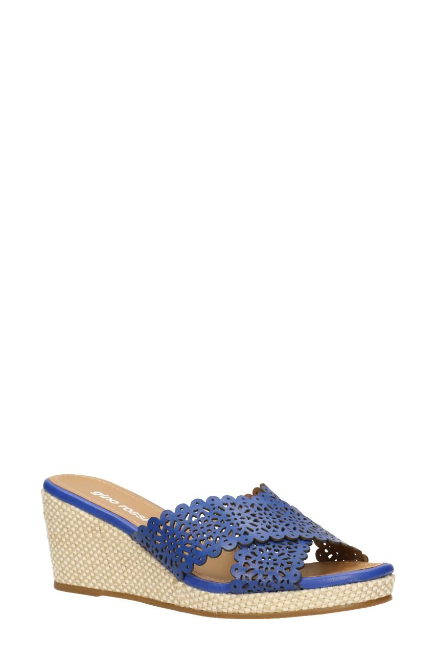 Klapki Awena Dl889m Two Bg00 5300 0 Niebieski Shoes Espadrilles Fashion
