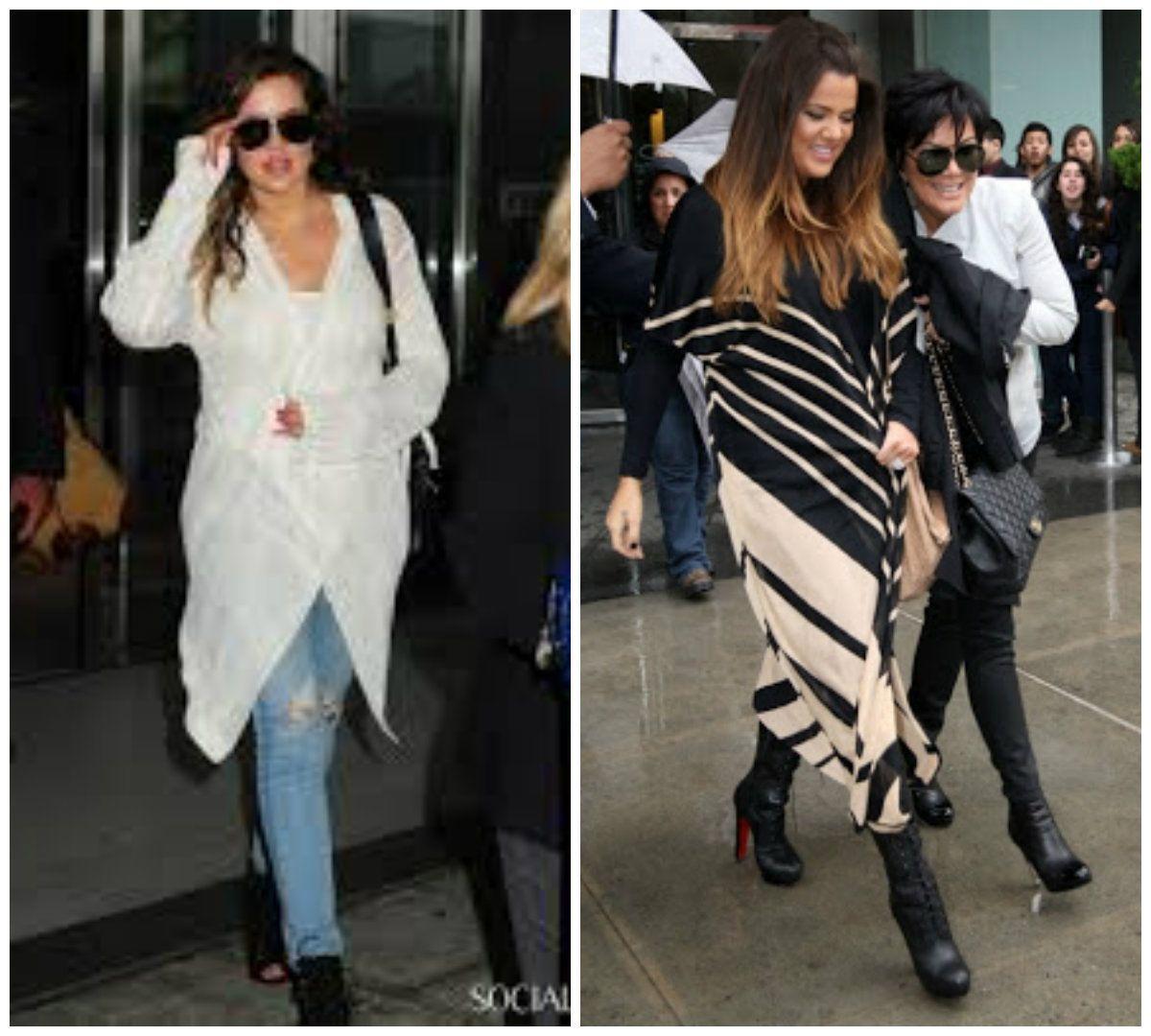 Khloe Kardashian Winter Fashion The Image Kid Has It
