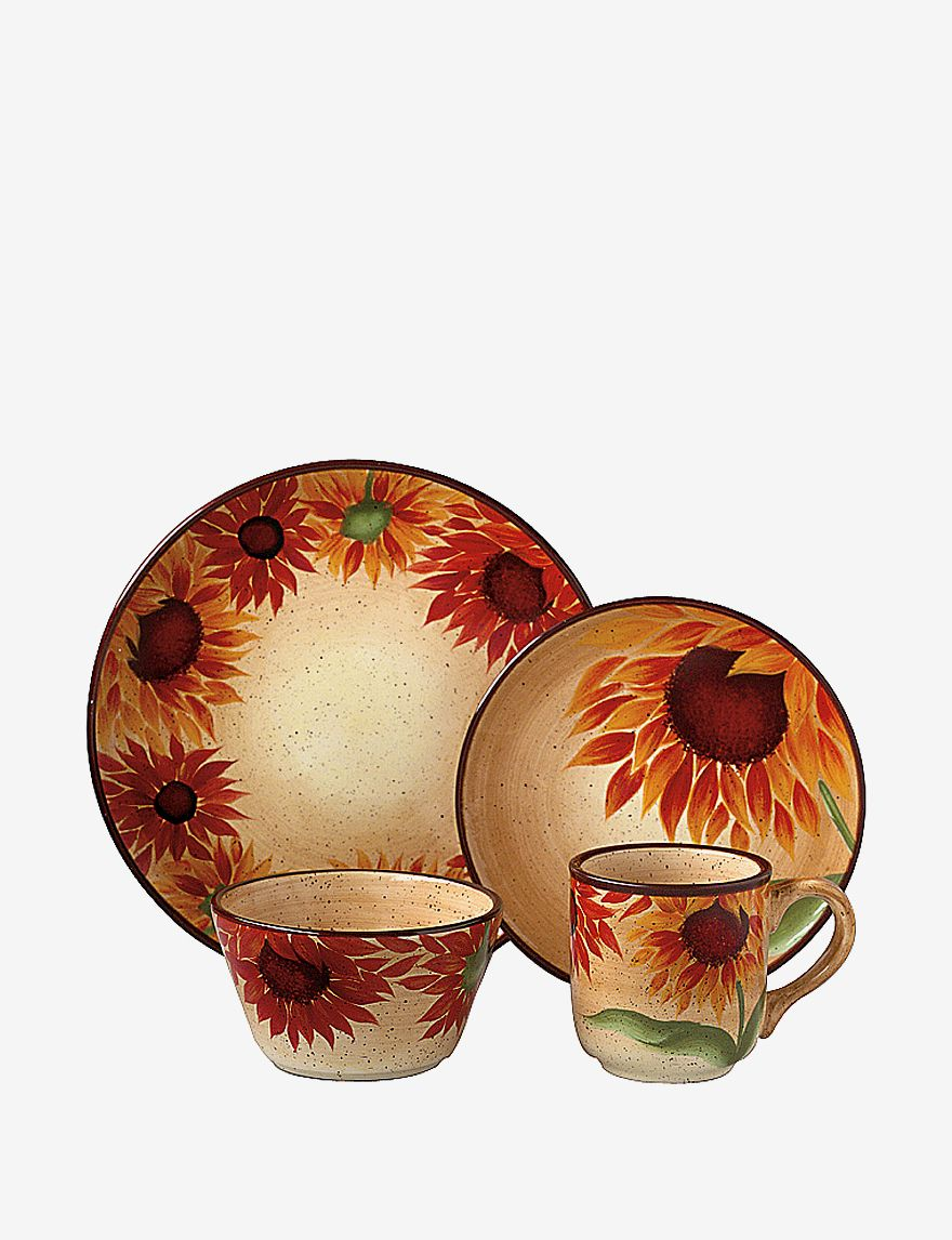 Shop today for Pfaltzgraff Evening Sun Dinnerware Set u0026 deals on Dinnerware! Official site for Stage Peebles Goodys Palais Royal u0026 Bealls.  sc 1 st  Pinterest & Shop today for Pfaltzgraff 16-pc. Evening Sun Dinnerware Set u0026 deals ...