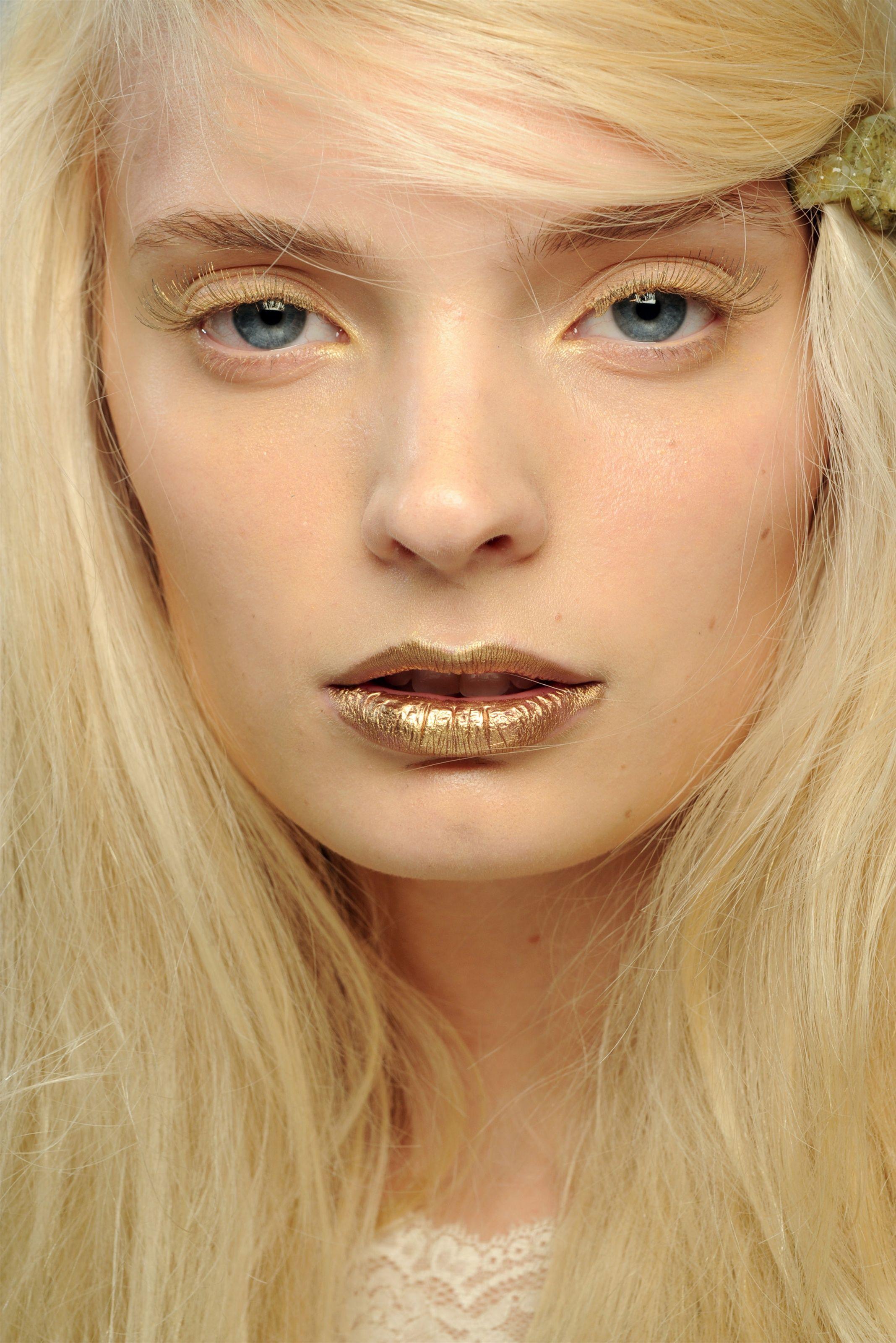 Get Rodarte's Spring 2011 Beauty Look
