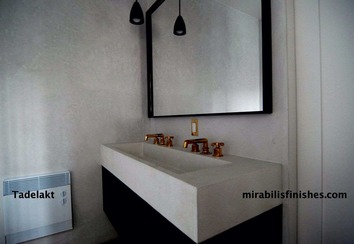 Bathroom Sinks Long Island pintadelakt nyc on tadelakt moroccan plaster | pinterest