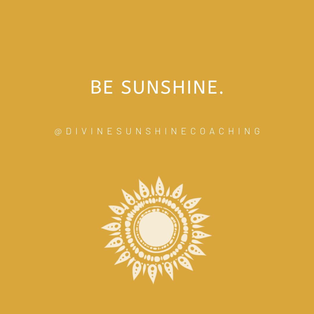 Be Sunshine Instagram Photo Instagram Photo