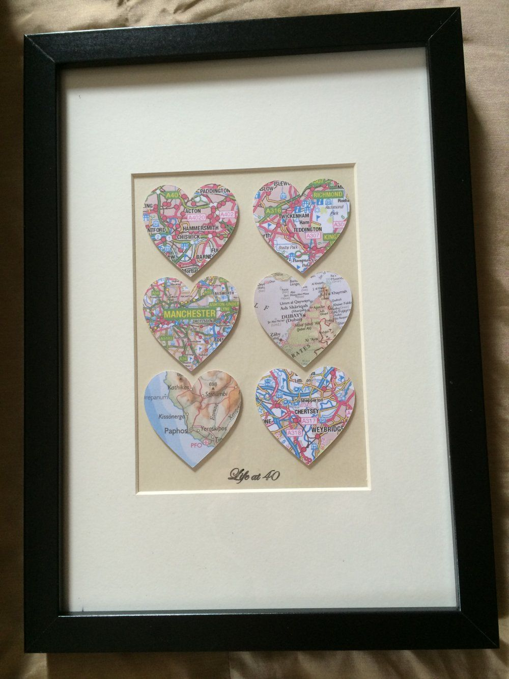four heart map frame 20 discount on this frame mapmyworld pinterest map frame heart map and maps