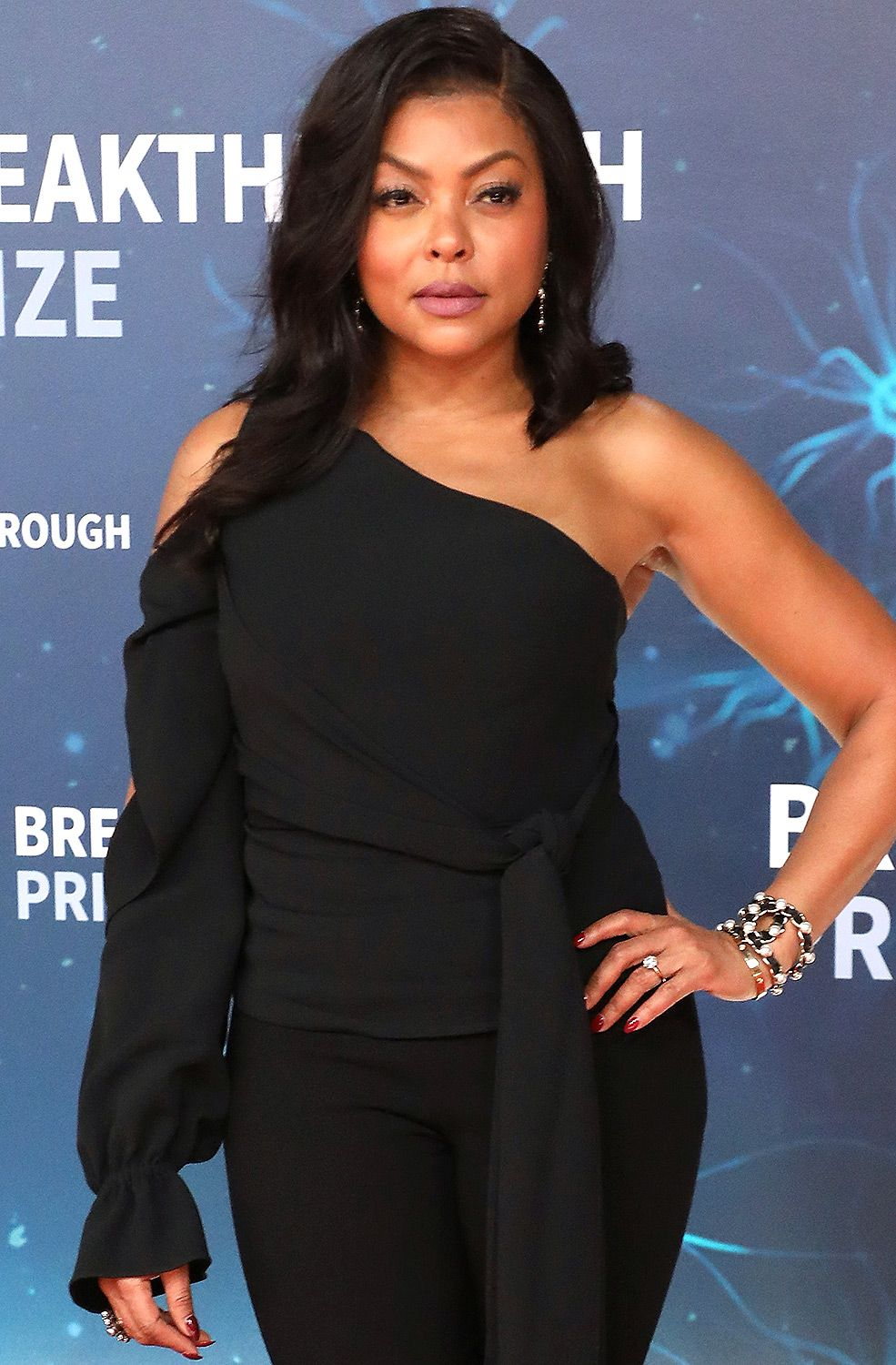 Taraji P. Henson Launches Hair Care 'If I Didn't Go Into