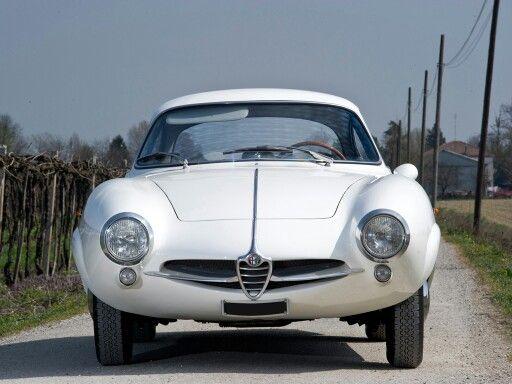 Alfa Romeo Giulia SS (1964)