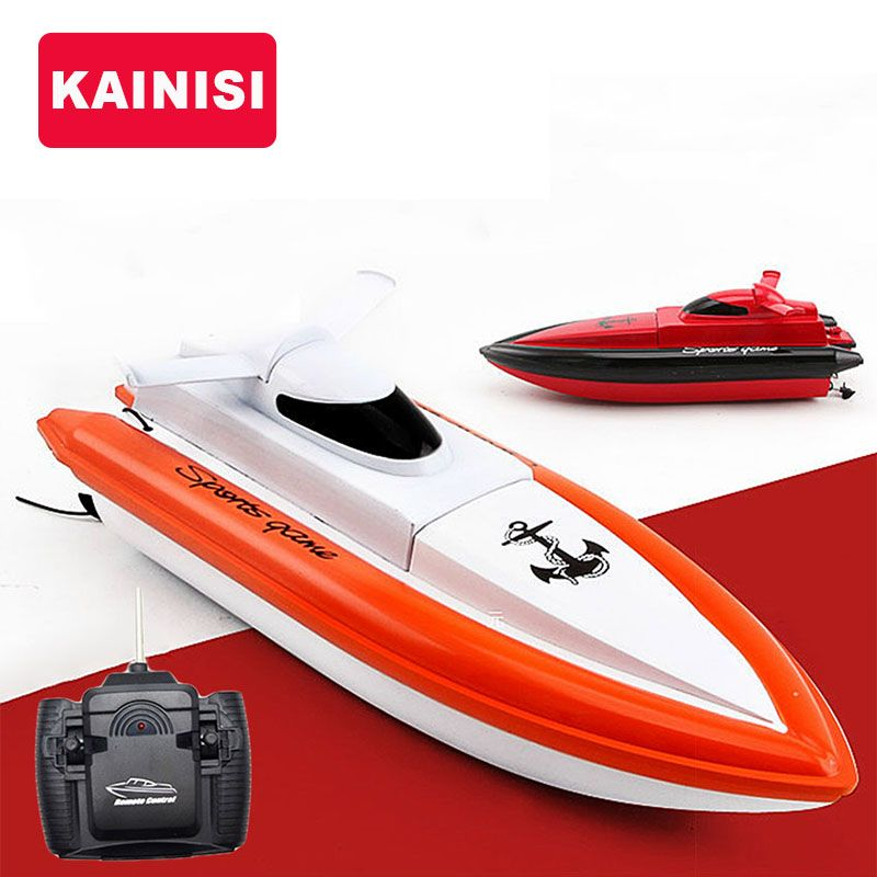New Radio Control Rc N800 Speed Boat Remote Control Boat Lithium