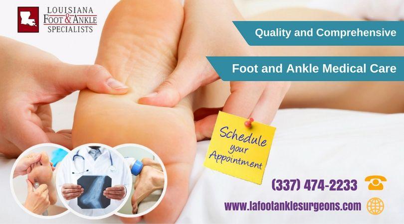 Foot ankle surgeons in lake charles louisiana lake
