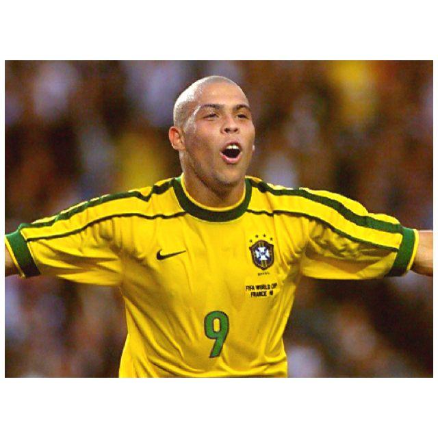 Ronaldo - El fenómeno #Brasil