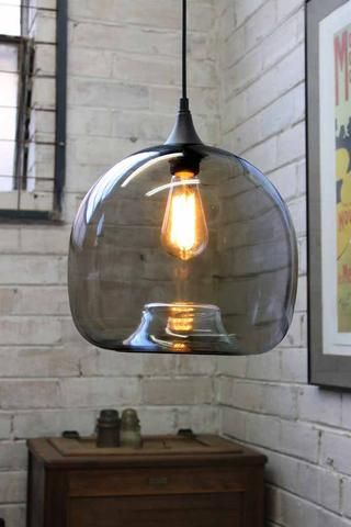 Glass pendant light pendant lighting glass pendants and pendants lighting australia with vintage industrial styled pendant lights floor lamps table lamps bedside lamps led downlights aloadofball Image collections