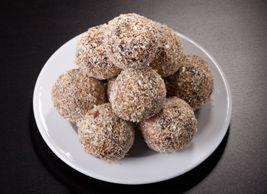 Teeccino Dark Chocolate Date Truffles | Teeccino Herbal Coffee / Coffee Alternative
