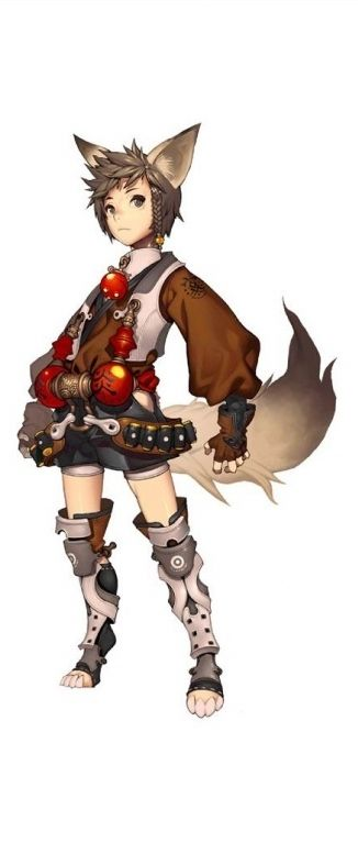 blade soul illustration pinterest blade and soul character