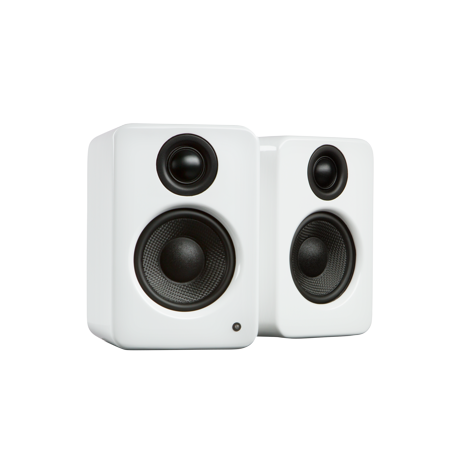 Proudly designed in Canada, the YU2 desktop mini-monitor will make you believe that big sound can come in a small package.