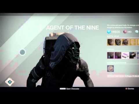 Destiny: The Shadow Shop w/ Xûr - Week 79 - Heart of The Achlyophage Sku...